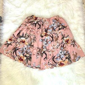 Adorable Flowy Skirt